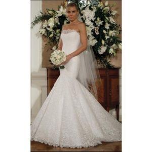 Romonoa Keveza L374 Lace Wedding Gown